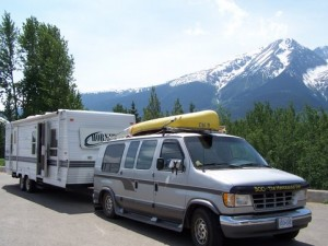 Boondocking in style and safety!