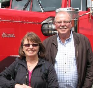 Barry & Carol Ann Quibell