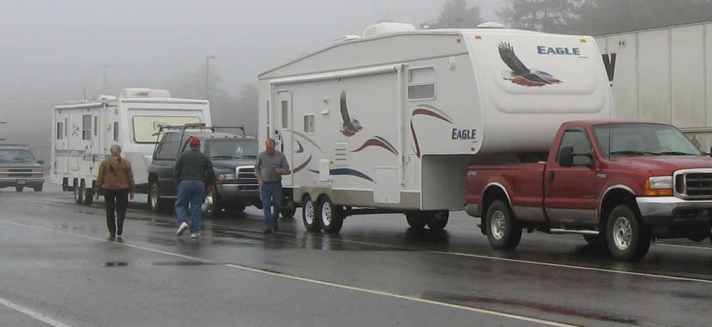 RVs on BC Ferries