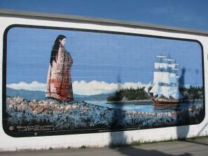 Chemainus murals