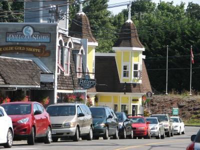 Chemainus street
