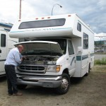 Buying a used RV - what to look for.