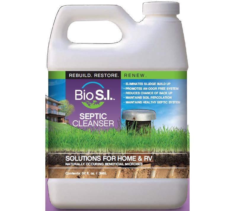 Bio-S.I. Septic Cleanser Formula