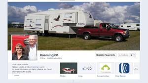RoamingRV Facebook Page