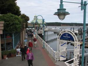 Waterfront Promenada - Nanaimo