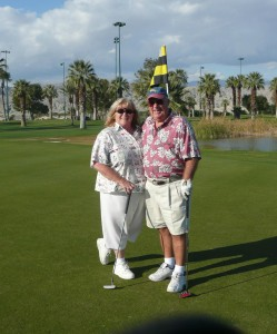 Carol & Don...Palm Springs 2010.