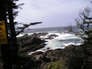 Vancouver Island scenery