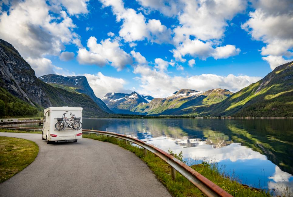 Best RV Travel Destinations